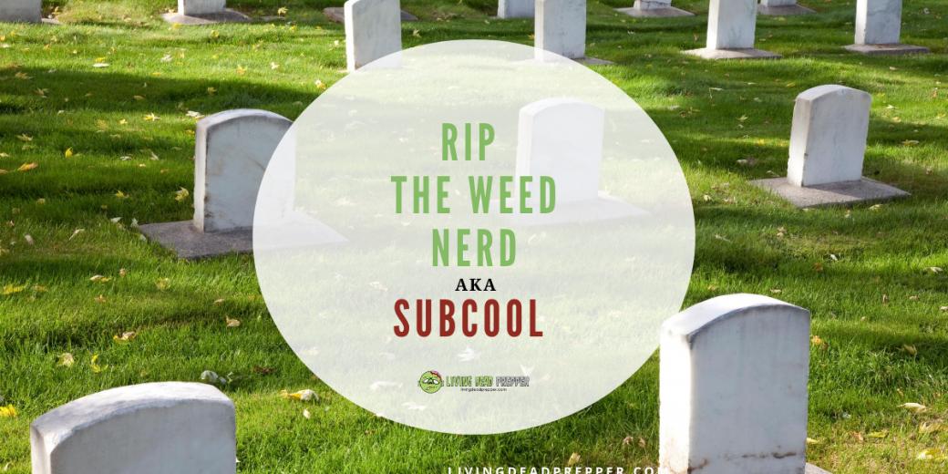 The Weed Nerd