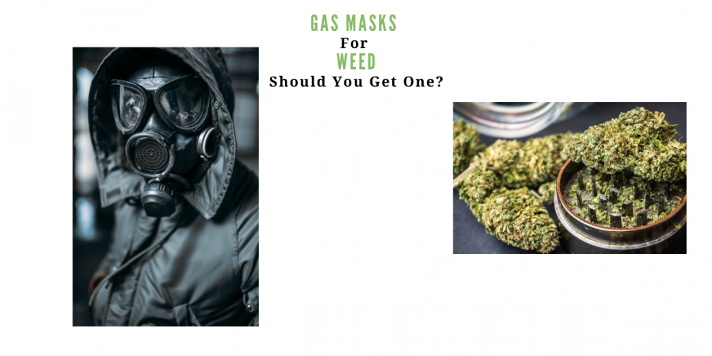 Weed Gas Mask Bong