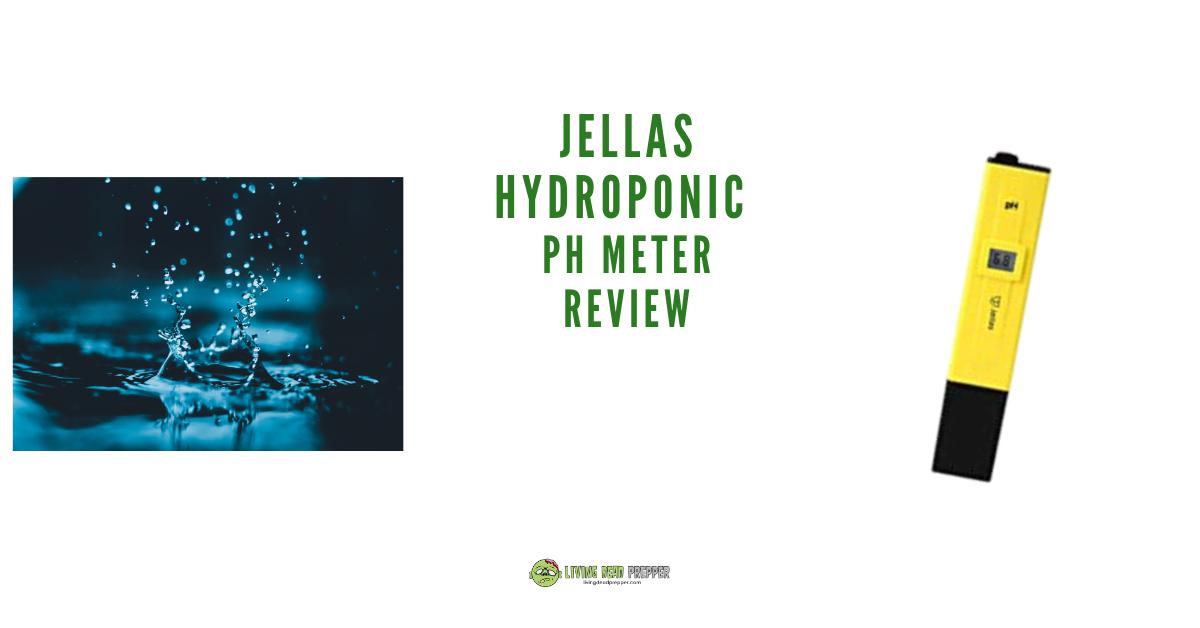 Jellas Hydrponic, PH Meter