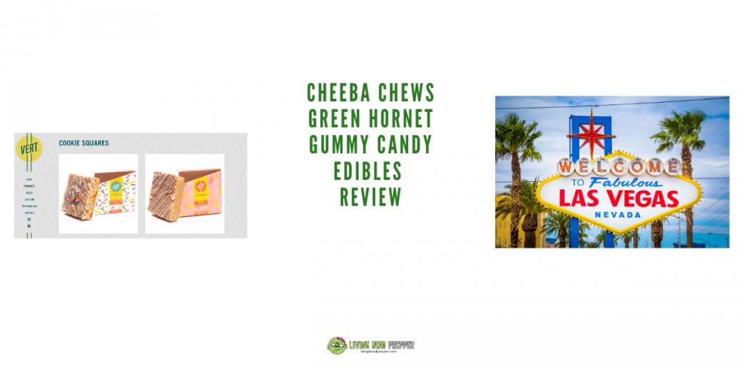 Green Hornet Edibles Review
